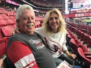 arizona sports teams- julie and dennis jennings
