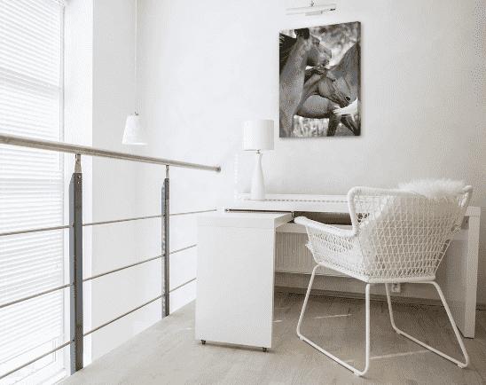 home office- Julie and Dennis Jennings Real Estate