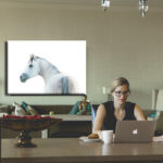 home office-Julie and Dennis Jennings Real Estate